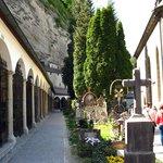 Salzburg, Petersfriedhof, Cemetery - have to visit