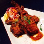 Masala Lamb Chops/@ Fire & Spice Only.