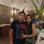 Dinner at the Blue Beetal Restaurant
