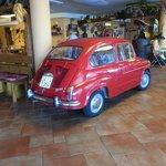 indoor car