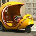 Coco-taxi