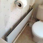 Bathroom heater context