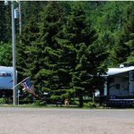 Foto de Grand Marais RV Park and Campground