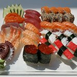 Special Sushi for Special People!!