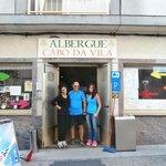 Foto de Albergue Cabo da Vila