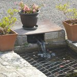 Why buy a water feature feature from the garden centre when you can make your own?