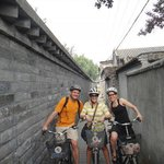 Hutong Bike Ride