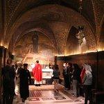 Messa al Santo Sepolcro