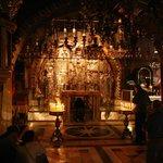 Altare sul Golgota