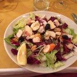 Salada a Pescatori