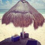 free beach hangout