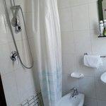 La doccia.... Sistema molto inefficiente!!