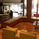 Lobby del Hotel Sunset