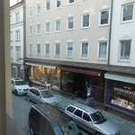 View from Room 106 - Oct 11-13 2014, Cortiina Hotel