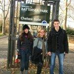 Entrada do Battersea Park