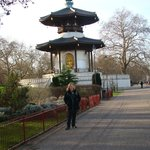 Templo Japones - Battersea Park