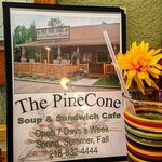 Pine Cone Soup & Sandwich Cafe