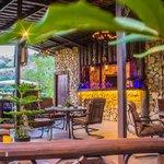 Terraza Stone Coffee Bar
