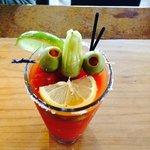 Bloody Mary... yummmmmm