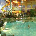 Waterpark on weekdays - great time to go