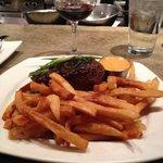 Steak w/pomme frites
