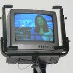 televisão sem cores