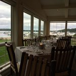 Boathouse Restaurant, 2.6 mi away. Fine Dining!
