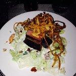 steak wedge salad.