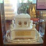 Памятник Святому Матьяшу.
