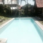 pool close to Teka Teki House