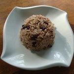 Caribbean rice and peas
