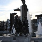 Fuente de Plaza ´T Zand