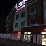 Fairfield Inn & Suites back view