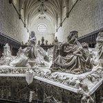 Sepulcro Real (Juan II e Isabel de Portugal, padres de Isabel La Católica)