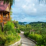 Aliiibamou Resorts Carolines Foto