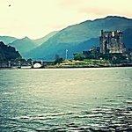Eilean Donan Castle & Loch Duich in the West Highlands