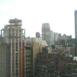 Vista desde el piso 30, lado sur
