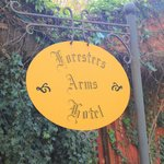 Foto Foresters Arms Hotel