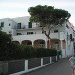 Esterno Hotel Ischia Lido-Aurum Hotel