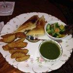 Emperor Lounge- Bombay Sandwitch