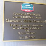 the 700th Courtyard...wow!
