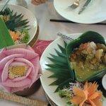 Lindos e deliciosos pratos do Bopha Ankor
