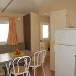 Mobil home Camping Les Palmiers