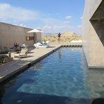 private suite pool!