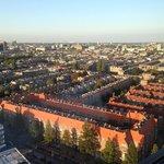 View from Ciel Bleu