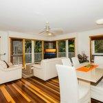Lounge/Dining opens onto verandah