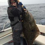 Great Halibut fishing experience