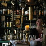 Barmaid at Fyret