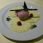 Hervorragende Küche sehr kreativ und schmeckt unglaublich gut..