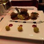 Foto The Barony Restaurant at the Talbot Hotel